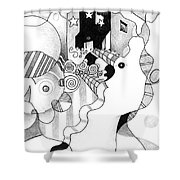 Everybody Dreams Shower Curtain