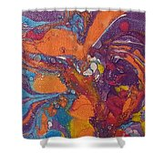 Everycolor 1 Shower Curtain