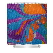 Everycolor 2 Shower Curtain