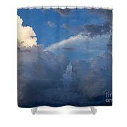 Everyday Miracle Shower Curtain
