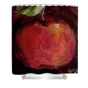 Eve's Apple.. Shower Curtain