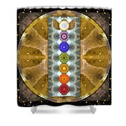 Evolving Light Shower Curtain by Bell And Todd
