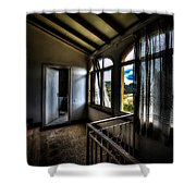 Ex Conservificio - Former Cannery IIi Shower Curtain