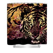 Exalted Beauty Shower Curtain