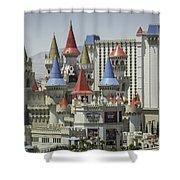 Excalibur View Shower Curtain