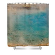 Excelsior Pool Shower Curtain