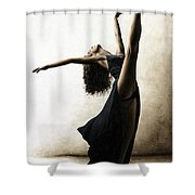 Exclusivity Shower Curtain
