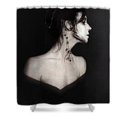 Exile Shower Curtain