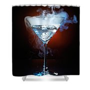 Exotic Drink Shower Curtain