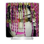 Exotic Elegance Shower Curtain