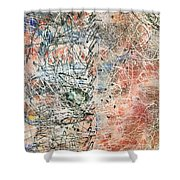Exotic Nature  Shower Curtain