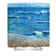 Expectations Shower Curtain