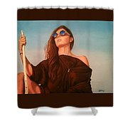 Expedition Shower Curtain