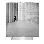 Explore Shower Curtain