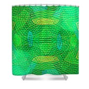 Explore Transdimensions 33 Shower Curtain