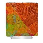 Explore Transdimensions 24 Shower Curtain
