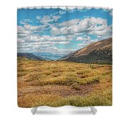 Exploring Guanella Pass Shower Curtain