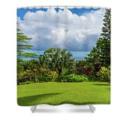 Explosion Of Color Shower Curtain