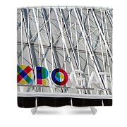 Expo Gate Shower Curtain