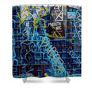 Expressed So Shower Curtain