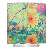 Expression 002 - A Better Life Shower Curtain