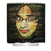 Expression Shower Curtain