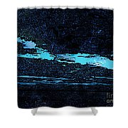 Expressionist View IIi Shower Curtain