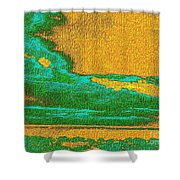 Expressionist View Vi Shower Curtain
