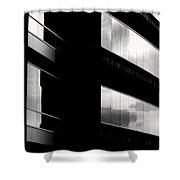 Exquisite Edificio Shower Curtain