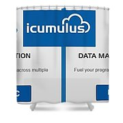 Extra Services Icumulus Shower Curtain