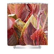 Extraordinary Foilage Shower Curtain