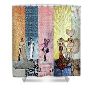 Extravaganza Shower Curtain