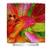 Extruded 692 Shower Curtain
