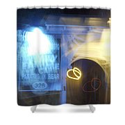 Eye Doctor Shower Curtain
