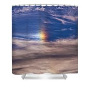 Eye In The Sky Shower Curtain