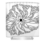 Eye Shower Curtain