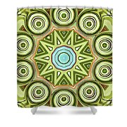 Eyes Shower Curtain