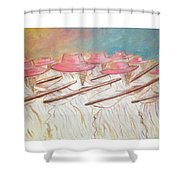 Eyo Festival Shower Curtain