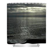Eype Mouth Dorset Shower Curtain