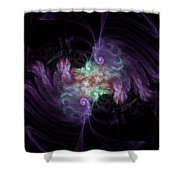 f39 Shower Curtain