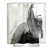 Faceless No 03 Shower Curtain