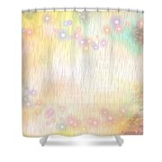 Faded Love Shower Curtain