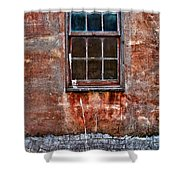 Faded Over Time Shower Curtain by Christopher Holmes