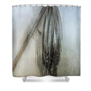 Fading Away Shower Curtain