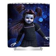 Faerie Child Shower Curtain