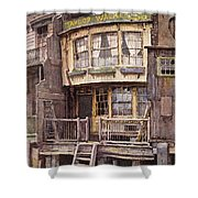 Fagin's Den Shower Curtain