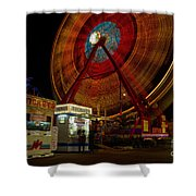Fair Dreams Shower Curtain