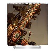 Fair Lights Shower Curtain