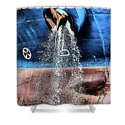 Fairchem Sword Shower Curtain