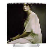 Fairest Indian Girl Shower Curtain